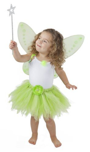 """Keep soaring this Halloween with a DIY Tinkerbell costume. Spread magic and love by turning into the """"symbol of the magic of Disney""""!"""