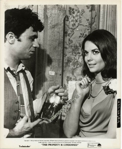 Photo THIS PROPERTY IS CONDEMNED - Natalie WOOD. This is a ...