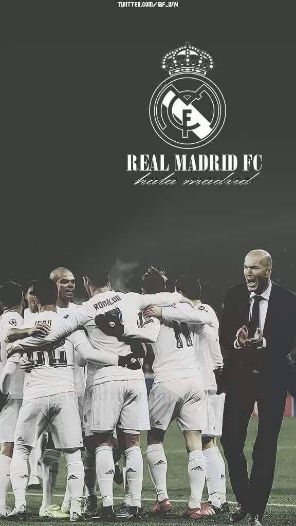 Real Madrid tiempos de Zidane  Hala Madrid y Nada Más!