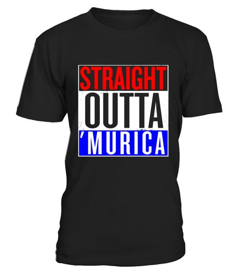 """# Straight Outta 'Murica T-shirt .  Special Offer, not available in shops      Comes in a variety of styles and colours      Buy yours now before it is too late!      Secured payment via Visa / Mastercard / Amex / PayPal      How to place an order            Choose the model from the drop-down menu      Click on """"Buy it now""""      Choose the size and the quantity      Add your delivery address and bank details      And that's it!      Tags: Are you Straight Outta 'Murica? Stand up and tell…"""