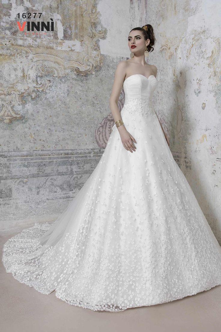 9 best Dalin e Vinni\' images on Pinterest | Short wedding gowns ...