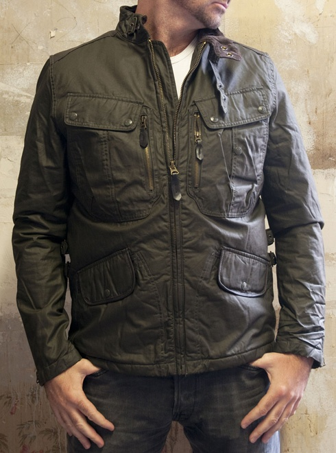 The Man's Greatest Accessory for Autumn & Winter 2012/2013 - read our blog post @ http://www.bootsjeansandleathers.com/blog