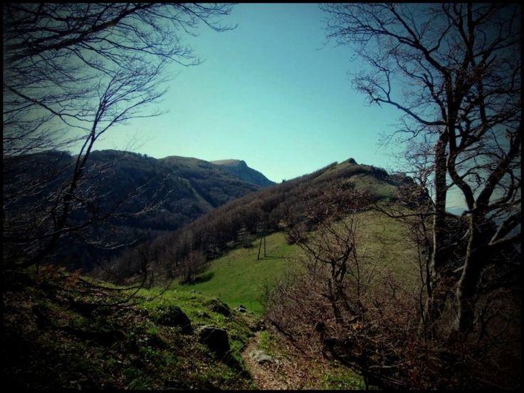 But de Nève (1656m) par le col de Chironne, son arête sud-est et le col naturel de Rousset
