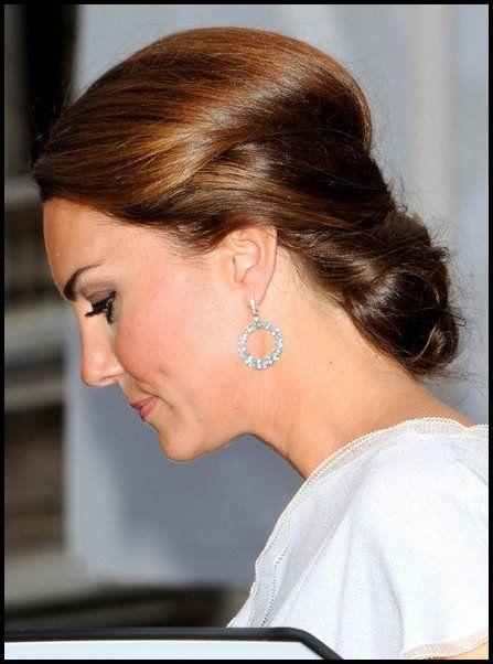 Kate Middleton Chignon Frisur 2019 Frisuren Frisuren
