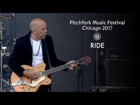 ***Ride | Pitchfork Music Festival 2017 | Full Set - YouTube