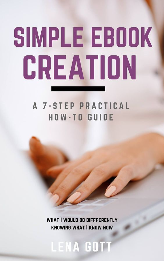 Simple eBook Creation. Learn how to create and sell your own eBook with this guide. {affiliate link}