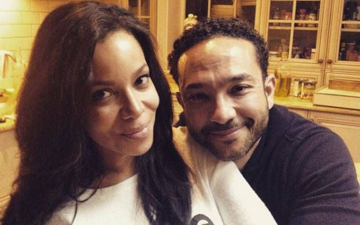 TV Reporter Sunny Hostin is living a blissful married life with husband Emmauel Hostin and two children in their Vintage house in New York. Know more about their family