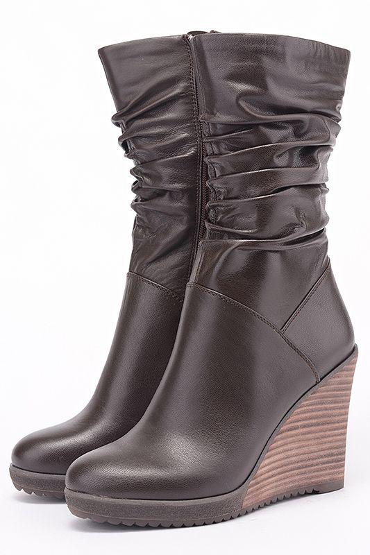 Half-boots Milana (Milan) art 122043-2-120V buy online store, price and photo - KUPIVIP.RU