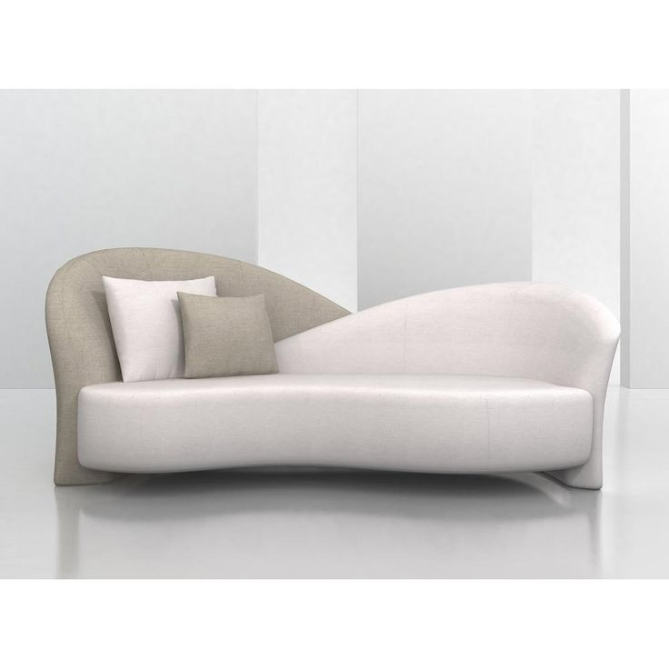 vladimir kagan sofas couches fleur modern sofa vladimir kagan designed furniture - Designer Contemporary Sofas