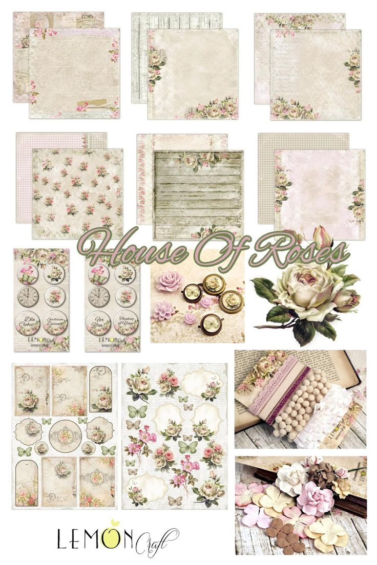 House Of Roses Collection.