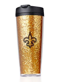 New Orleans Saints Coffee Tumbler