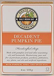 Decadent Pumpkin Spice Artisan Soap Review