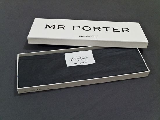 receive Mr. Porter package in the mail - Google Search
