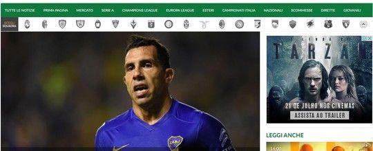 Pegadinha faz Imprensa estrangeira colocar Tevez no Corinthians
