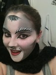 Cats Makeup - Young Grizabella by ~Wyrem on deviantART