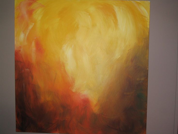 Fire - The warmth, healing, and destructive nature of fire. The yellows, golds, oranges, and reds come to life. For more custom artwork check out http://www.artuition.net/products---services.html