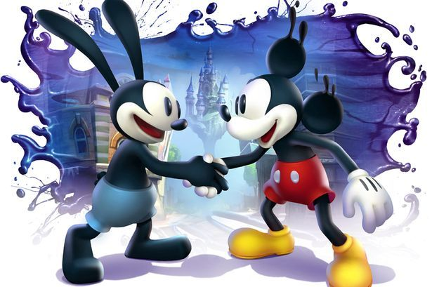 oswald the lucky rabbit and mickey mouse brothers - Google Search