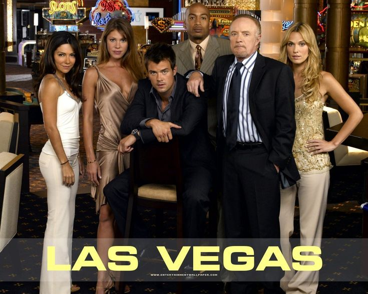 Las Vegas the t.v. show- loved this show! Was so mad that they canceled it with no ending!!