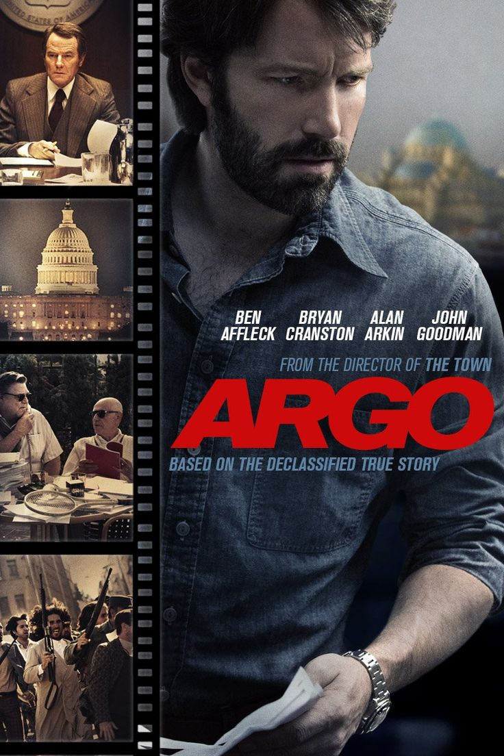 Argo - Oh My God! this movie is fantastic. Tense from beginning to the end, simple brilliant story, enjoyable, entertaining, great performance, and dramatic without being over the top. There's no bad side in this story. Absolute perfection. 5/5