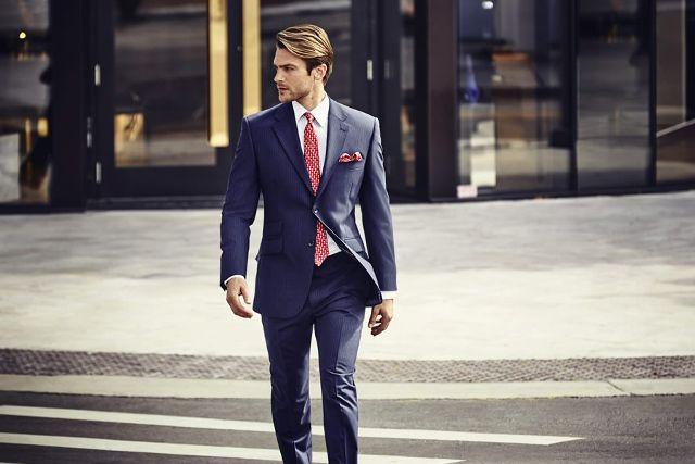 7 looks de House of Fraser para lucir en la oficina | Rayas y Cuadros: Blog de Moda Masculina