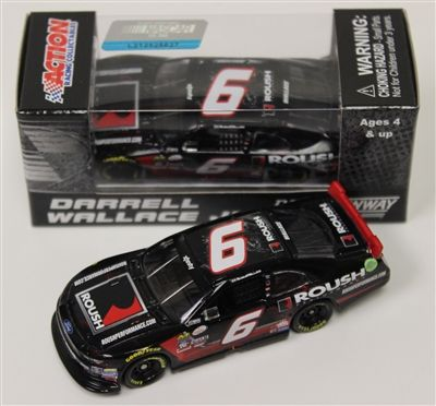 2016 Darrell Wallace Jr #6 Roush Performance Products 1:64 NASCAR Diecast | Diecastcarsnow.com