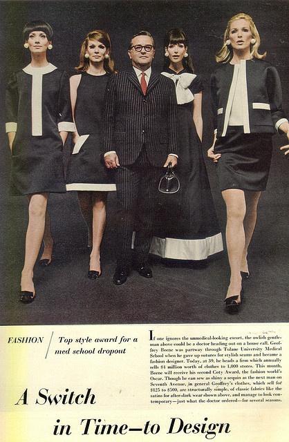 Geoffrey Beene 1966