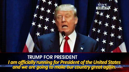 Las frases más brutales de Trump. El multimillonario estadounidense ha combinado ignorancia, racismo y machismo en la mayoría de sus intervenciones. Recopilamos susfrases más absurdas durante la campaña para llegar a la Casa BlancaCRÓNICA |Donald Trump gana en las urnas a Hillary Clinton, los medios de comunicación y las encuestasSigue en directo toda la información sobre las elecciones de Estados Unidos