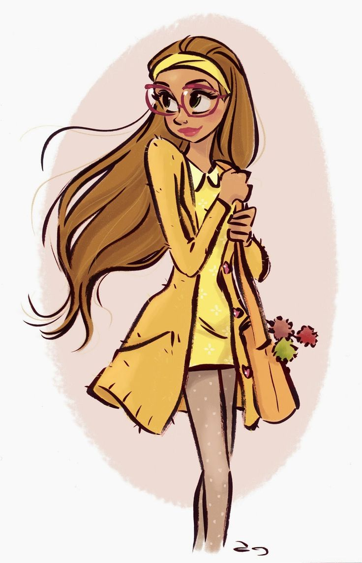 David Gilson: Honey Lemon de Big Hero 6