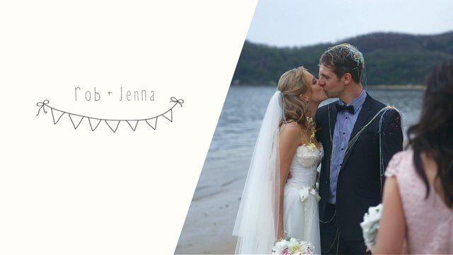 Rob + Jenna's Wedding Film