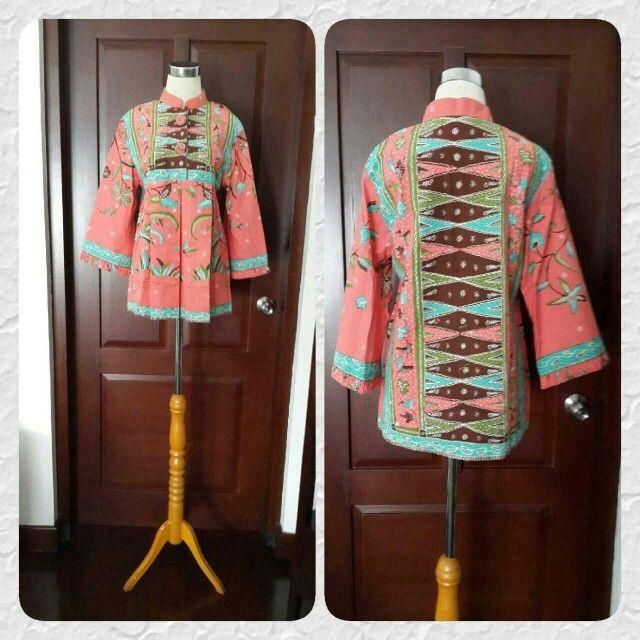 Blouse batik tulis