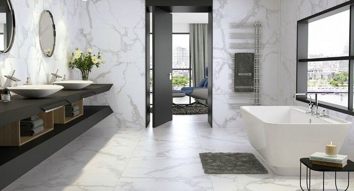 7 What Color Bathroom Ceramics Fit Your Desire Bathroom Interior Bathroom Colors Modern Master Bathroom Ceramic pictures for the bathroom