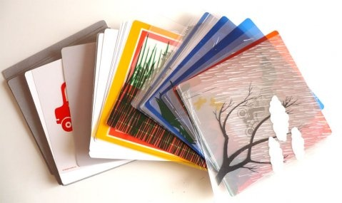 translucent story telling paper by Munari & Belgrano! so awesome