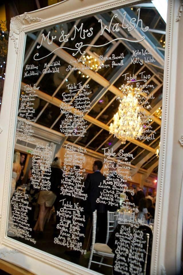 Les moineaux de la mariée: Miroir, miroir