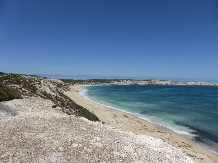 Coffin Bay National Park, Point Avoid
