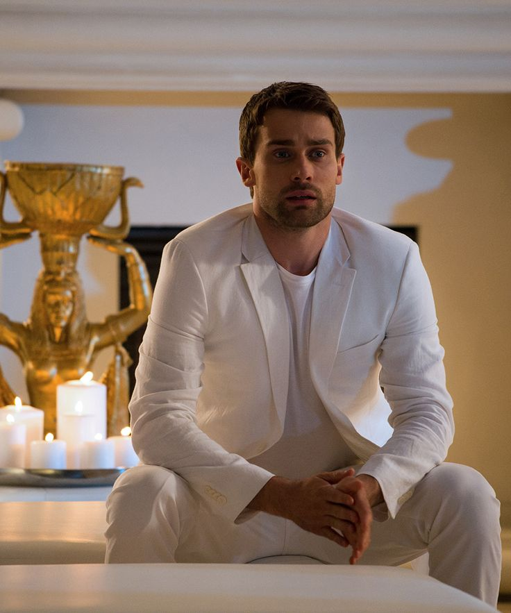 """The Art of More"" enters the world of high-stakes art auctions, smuggles and hustlers. Christian Cooke stars as Graham Connor, a former soldier with a bit of a dark side."