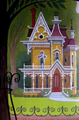 Lady and the Tramp home