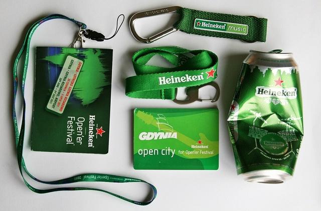 Heineken Open'er 2011