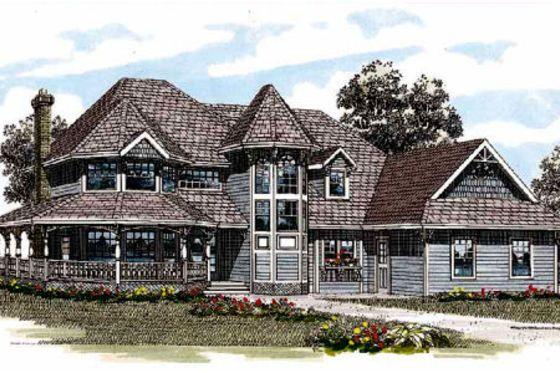 2500 sq ft large floor plan, drool worthy porch, den = nursery