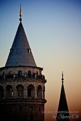 Exploring 8 Neighborhoods of Instanbul VISUALLY… #istambul