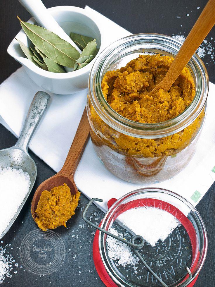 Koncentrat bulionu warzywnego - domowa kostka rosołowa. | Ósmy kolor tęczy - Blog kulinarny