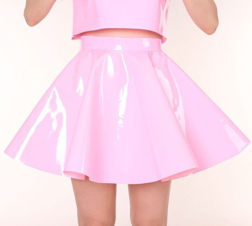 Imagem de pink, skirt, and fashion