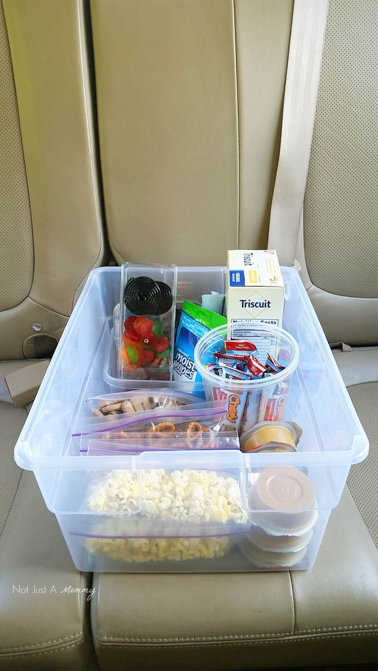 5 Road Trip Snack Hacks