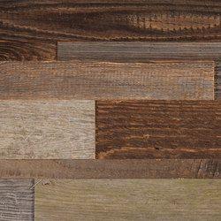 CUBE Reclaimed Wood sunbaked | Wood panels / Wood fibre panels | Admonter