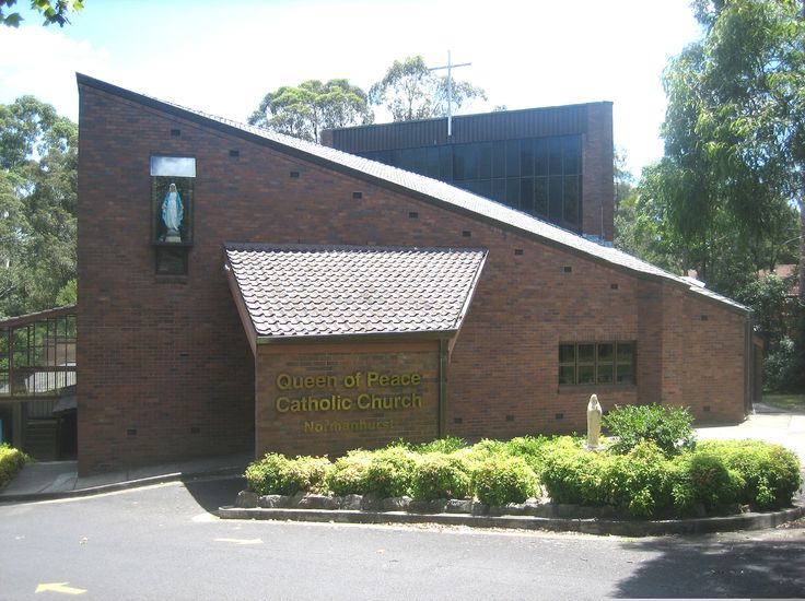 Church of Our Lady Queen of Peace, Normanhurst