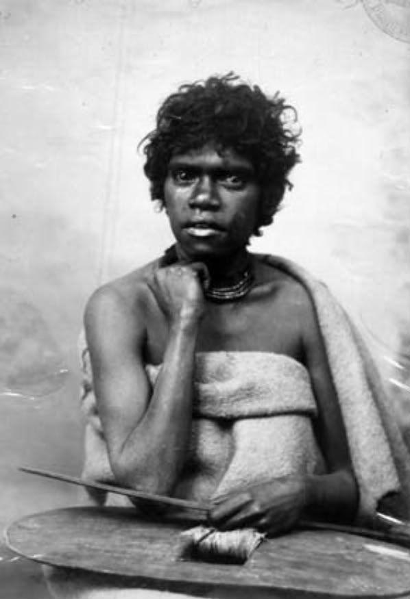Tasmanian Aboriginal 1893