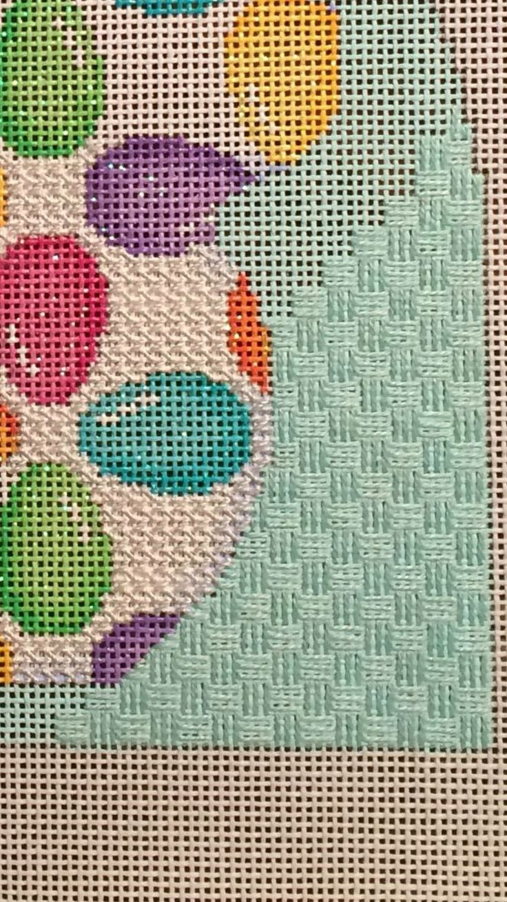 Background stitch
