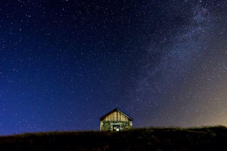 Nightscapes in Bielmonte