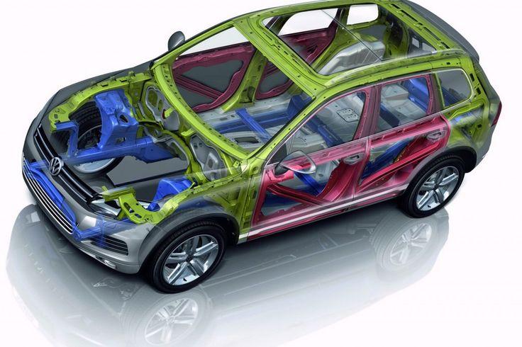 Volkswagen Touareg Karosserie Pinterest