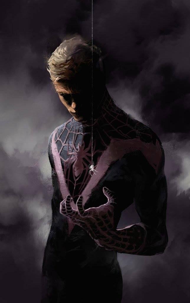 Ben Reilly - Ultimate Spider-Man by Dave Seguin *