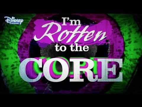 Disney Descendants Rotten To The Core Lyric Video